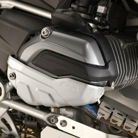 Paratesta protezione testata Bmw R1200 Gs 2013-18 Givi PH5108 engine head protector