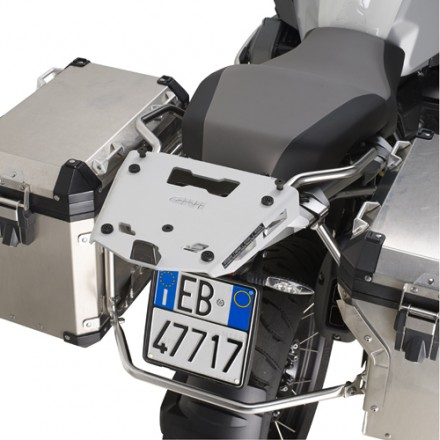 Attacco bauletto posteriore Givi SRA5112 Bmw R1200 gs Adventure