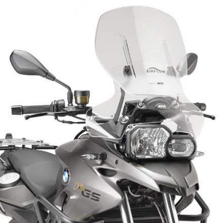 Cupolino alto parabrezza Givi airflow AF5107 Bmw F700 gs wind screen windshield