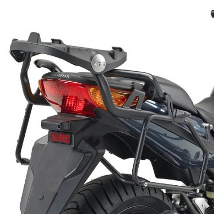 Attacco staffa bauletto posteriore Honda CBF 600 S CBF 600 N Givi 260FZ rear rack top case