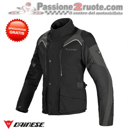 Giacca moto donna Dainese Tempest Lady D-Dry Nero black jacket