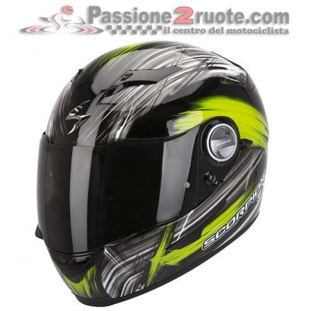 Casco Scorpion Exo 500 Air Ewok black green