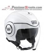 casco jet agv fluid helmet casque