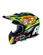 casco moto cross bambino airoh aviator junior helmet