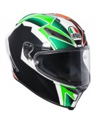 casco integrale agv corsa r moto racing helmet casque helm