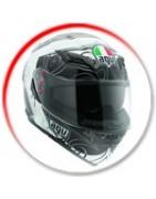 Casco moto integrale helmet casque fullface helm Agv shoei Hjc Suomy