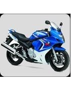 accessori ricambi moto suzuki gsx-f 600 750 1000