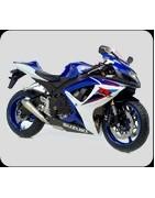 accessori ricambi moto suzuki gsx-r 600