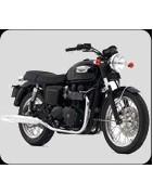 accessori moto triumph bonneville