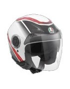 casco agv new citylight jet helmet