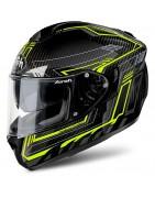 casco integrale airoh st 701 moto helmet casque