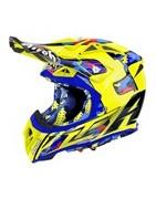 casco moto cross airoh aviator 2.2 off road helmet casque